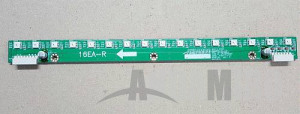 WS2813B LED PCB 16EA-R ASS'Y / PART SUB NAME / PART CODE